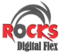 Rocks Digital Flex Logo